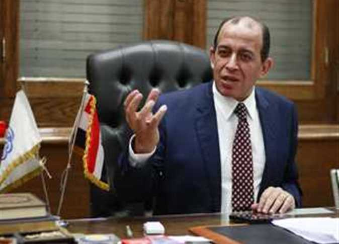 المستشار محمد عبد المحسن، رئيس نادي قضاة مصر