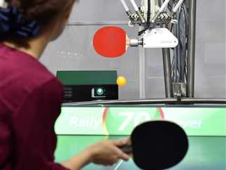 ابتكار روبوت قادر على لعب تنس الطاولة «بينج بونج» في اليابان