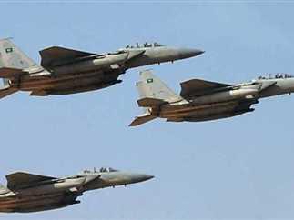 مقاتلات التحالف العربي - صورة أرشيفية