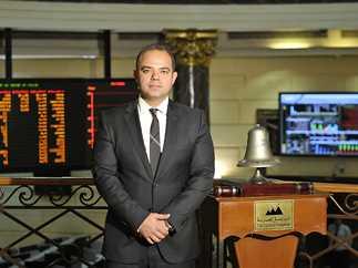 محمد فريد رئيس البورصة المصرية - صورة أرشيفية