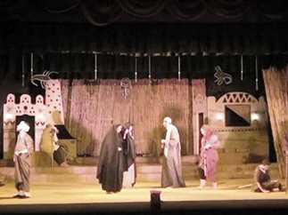 مسرحية «الطوق والإسورة» - صورة أرشيفية