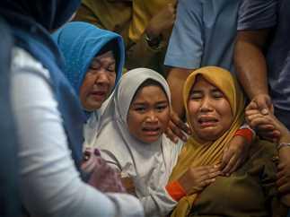 تحطم طائرة ركاب في إندونيسيا