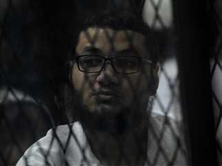 جلسة الحكم على المتهمين فى قضية ولاية داعش الصعيد، وقضت محكمة جنايات الجيزة، المنعقدة بمعهد أمناء الشرطة بطرة، بالسجن المؤبد لـ 18 متهما بتشكيل خلية إرهابية والانضمام لها.
