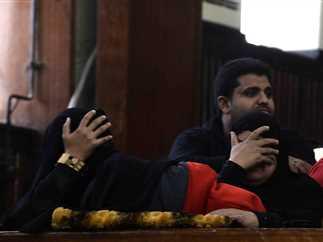جلسة محاكمة المتهمين بقضية «داعش إسكندرية»