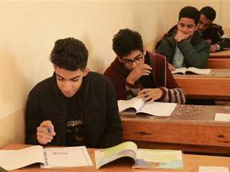 تطبيق قرار الـ«open book» لامتحانات الثانوية العامة في بورسعيد