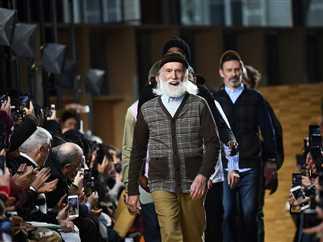 أحدث عروض الأزياء فى فرنسا، لخريف وشتاء 2019 بأسبوع الموضة للرجال.