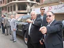 جولة محافظ القاهرة بالمعادي ودار السلام والبساتين