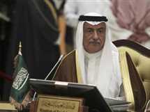 إبراهيم العساف وزير المالية السعودي - صورة أرشيفية
