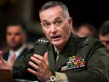 رئيس الأركان الأمريكي يصل إسرائيل لإجراء محادثات بشأن سوريا و«داعش»