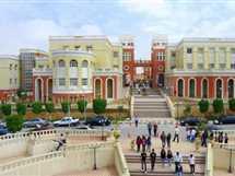 الجامعة البريطانية في مصر  - صورة أرشيفية