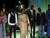 احتفال السفارة السودانية بعيد الإستقلال بمسرح الجمهورية، 8 يناير 2017.