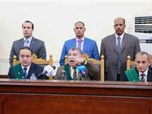 تأجيل محاكمة 67 متهمًا بـ«اغتيال النائب العام» للغد