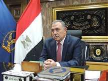 اللواء عمر عبد العال، مدير أمن سوهاج - صورة أرشيفية