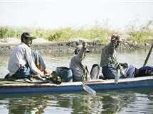 استمرار البحث عن الصيادين المصريين المختفين في غزة