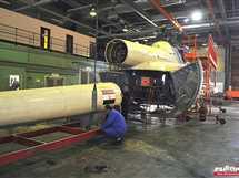 مصنع «حلوان» للصناعات المتطورة، التابع للهيئة العربية للتصنيع