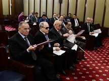 اجتماع لجنة الشئون الدستورية والتشريعية بمجلس النواب، 25 مارس 2018. - صورة أرشيفية