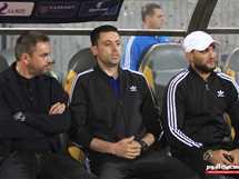 مباراة الزمالك والإسماعيلي في بطولة كأس مصر