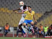 مباراة الزمالك والإسماعيلي في كأس مصر