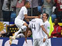 مباراة فرنسا و أوروجواي في دور الـ8 بكأس العالم