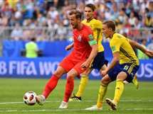 مباراة إنجلترا و السويد في ربع نهائي كأس العالم