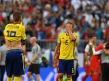 مباراة إنجلترا والسويد في دور الـ8 بكأس العالم