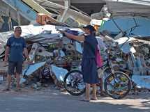 زلزال عنيف يضرب إندونيسيا
