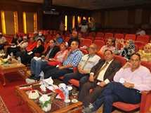 «قناة السويس» تستقبل وفد الاتحاد العام للمصريين بالخارج