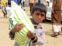 اليابان تقدم مساعدات إنسانية للنازحين اليمنيين