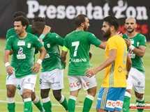 مباراة الاتحاد السكندري و الإسماعيلي في الدوري الممتاز