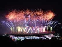 حفل افتتاح دورة الألعاب الأسيوية 2018 في العاصمة الإندونيسية جاكرتا