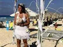 حفل زفاف منة حسين فهمي وطارق جميل