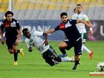 مباراة المصري البورسعيدي و النجوم في الدوري الممتاز