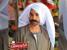 نشر الكوميدي أحمد فهمي لقطة له من فيلم «الكويسين»