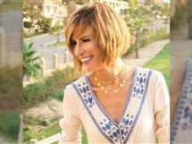 نشرت خبيرة التجميل والمذيعة أمينة شلباية صورة جديدة لها