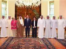 السيسي: مصر والدول العربية في «قارب واحد»