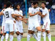 مباراة مصر وإي سواتيني في التصفيات المؤهلة لكأس الأمم الأفريقية - صورة أرشيفية