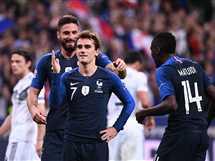 مباراة فرنسا و ألمانيا في دوري أمم أوروبا