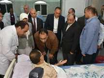 مجازاة 80 طبيبا وفنيا بمستشفى ههيا في الشرقية لخروجهم على مقتضى الواجب