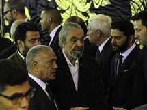 عزاء الكاتب الصحفي حمدي قنديل