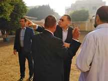محافظ الشرقية يزور «شبرا النخلة» ويحيل المتغيبين بمركز طب الأسرة للتحقيق