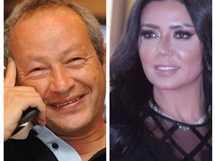 رانيا يوسف ونجيب ساويرس