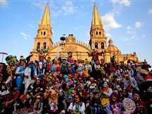 اليوم العالمي للمهرجانات في المكسيك