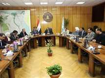 «سعفان» لوفد برلماني أردني: الربط الإلكتروني بين القاهرة وعمّان يقضي على العقود الوهمية