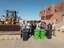 انطلاق مبادرة «إحنا شبابك» لتنظيف شوارع طور سيناء