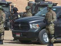 «الداخلية»: مقتل 6 عناصر إرهابية في مداهمة أمنية لخور جبلي في سوهاج