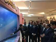 وزير التنمية االمحلية: نسير بخطوات ثابتة بقيادة السيسي لاستعادة مصر القوية
