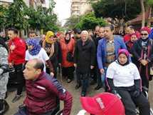 محافظ بورسعيد يشهد احتفالية بـ«يوم المعاق العالمي»
