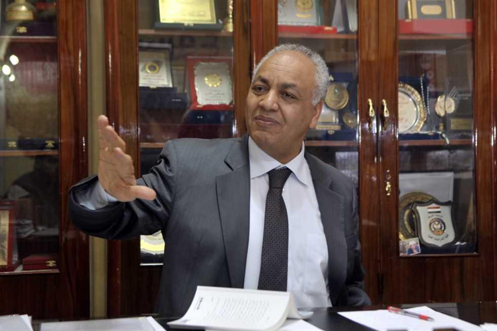 مصطفى بكري: سجلت أحداث مصر من 25 يناير إلى ثورة يونيو بحيادية تامة