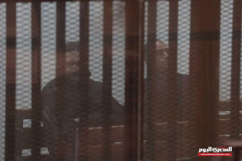 محاكمة جمال وعلاء مبارك بقضية «التلاعب في البورصة»