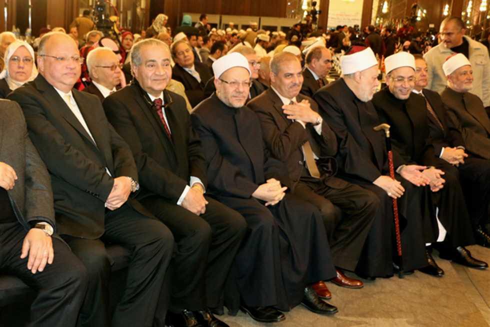 محافظ القاهرة يشهد افتتاحية المؤتمر العام للمجلس الأعلى للشؤون الإسلامية